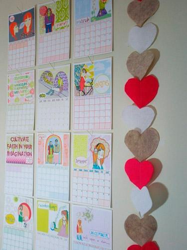Jessica Gonacha 2010 Calendar
