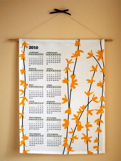 Cicada Studio 2010 Calendar