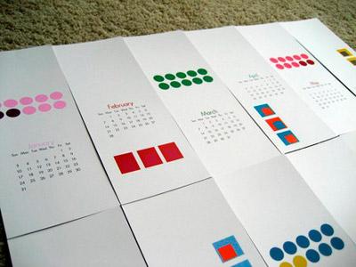 Stelie Designs 2010 Calendar
