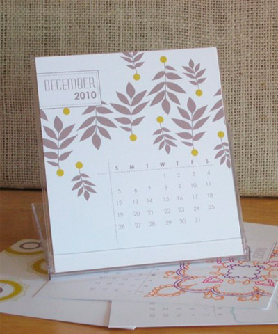 Avie 2010 Calendar