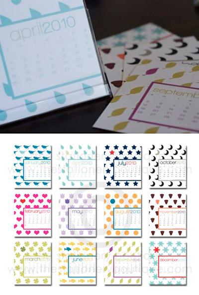 Stationery Boutique Icon Calendar