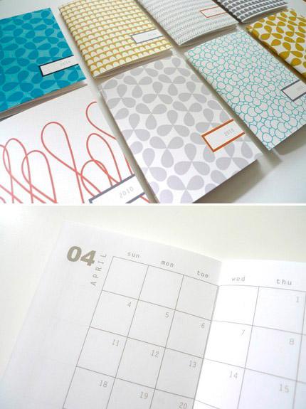 Dozi Pocket 2010 Calendar