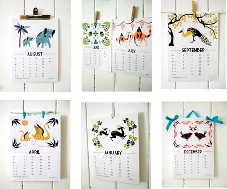 Mibo Printable 2010 Calendar