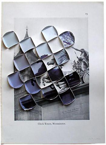 Abigail Reynolds Cut and Tile Paper Art