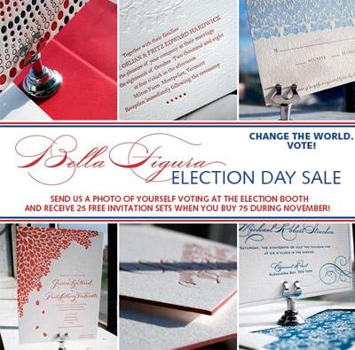 Bella Figura Election Day Sale