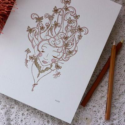 Bespoke Press Illustrators Project