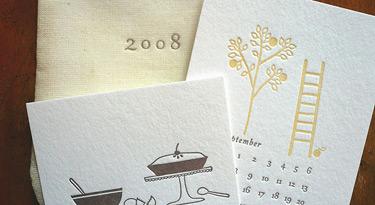 Black Pearl Press Calendar