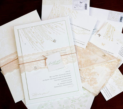 Ceci New York Wedding Invitations