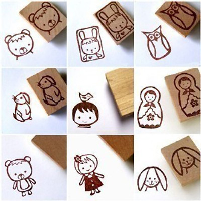 Craftpudding Kawaii Stamps