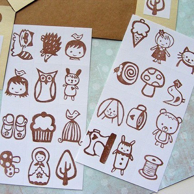 Craftpudding Kawaii Stickers