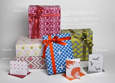 Sarah Marie Designs Gift Wrap
