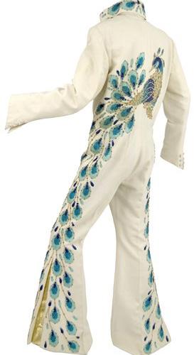 Elvis Peacock Jumpsuit