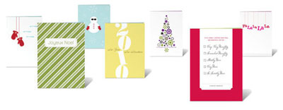 Feterie Holiday Cards