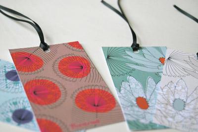 Flowermill Design Gift Wrap