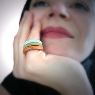 Paper Jewelry Frucci Design