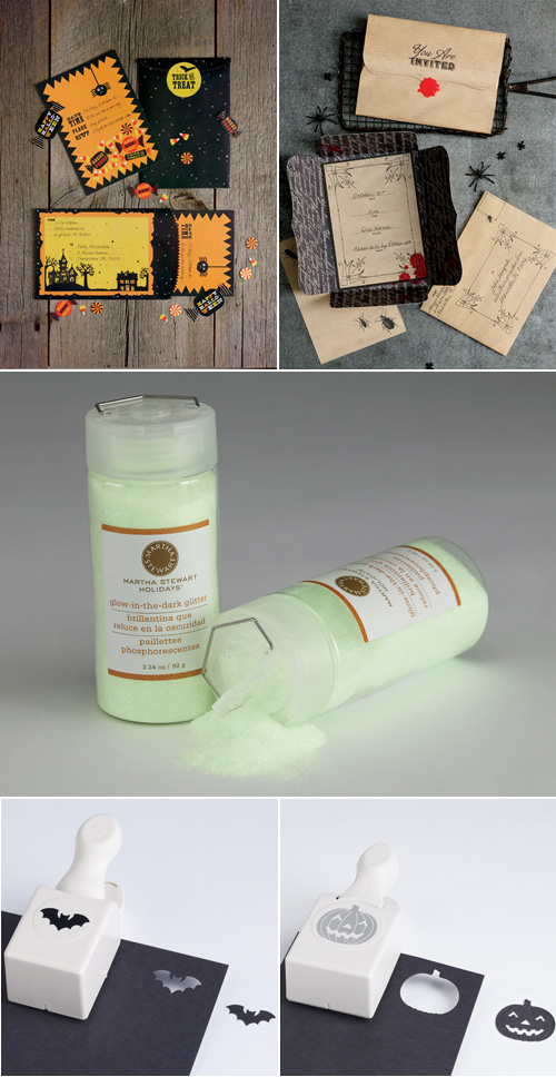 Martha Stewart Halloween Crafts