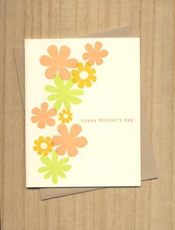 Fugu Fugu Letterpress Mother's Day