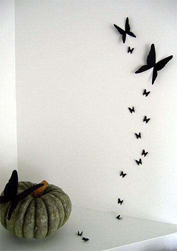 Halloween Butterflies