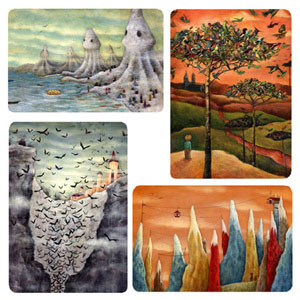 Jaime Zollars Postcards