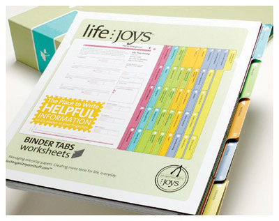 Just Organize Your Stuff (JOYS)