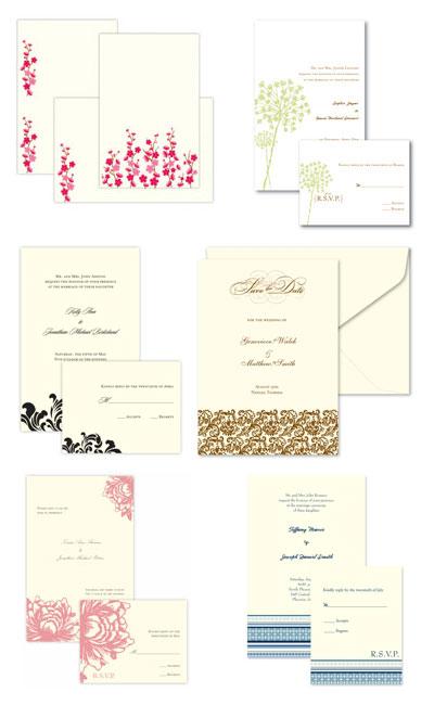 letter impress invitations at target paper crave