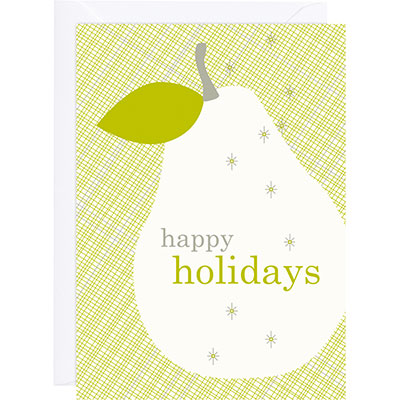 Paper Source Letterpress Holiday Cards