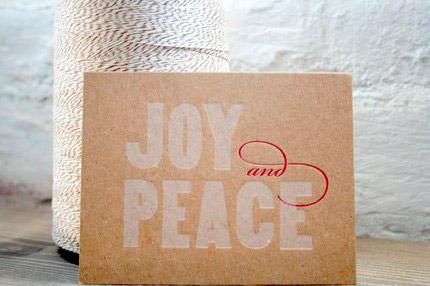 Parrott Design Studio Holiday Cards