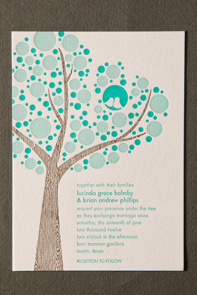 Teal And Brown Outdoor Weddings