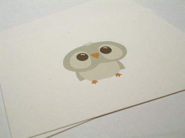 The Little Monkey Note Cards