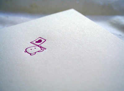 Littlepretty Letterpress Cards