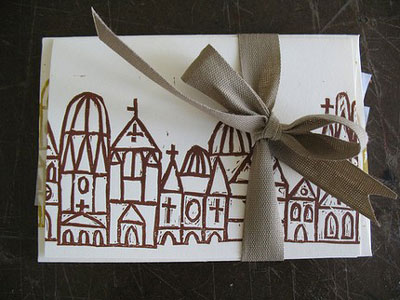 Lizzy House Cathedral Cards
