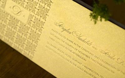 Louella Press Treasury Engraved