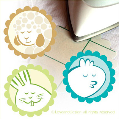 Love and Design Easter Printables