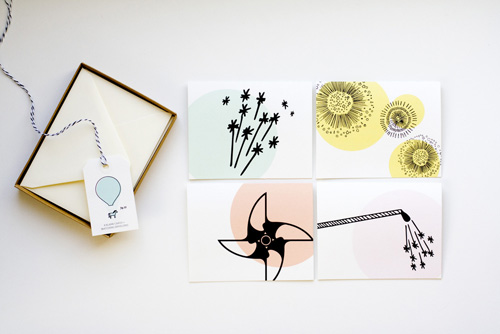 MaeMae Paperie Cards