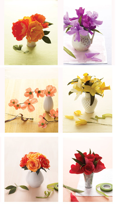 Martha stewart crepe paper flowers paper crave martha stewart crepe paper flowers mightylinksfo