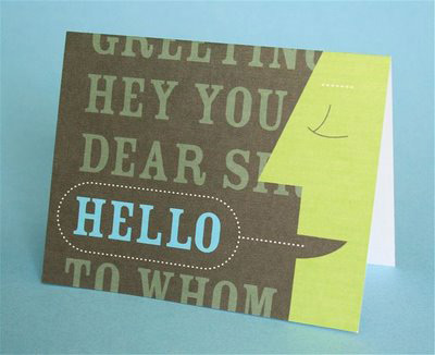 Mmmcrafts Hello Cards