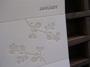 Moontree Press Calendar