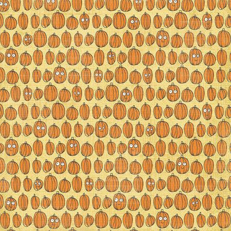 My Mind's Eye Blackbird Pumpkins