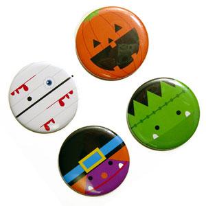 Mymimi Halloween Magnet Set at Pixelgirlshop