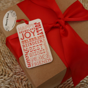 Henry Road Gift Tags