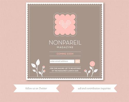 Nonpareil Magazine