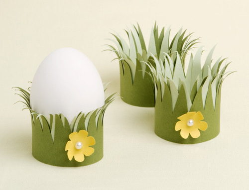 Easter Egg Cup Craft