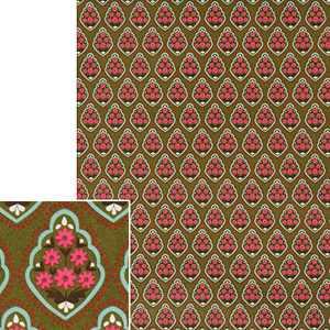 Paper Source India Gift Wrap