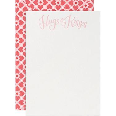 Paper Source Letterpress Valentine