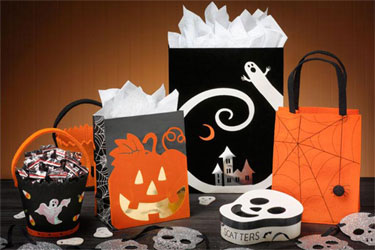 Papyrus Halloween Bags - Paper Crave