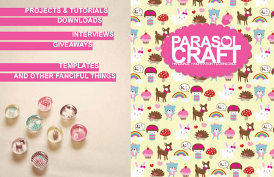 Parasol Craft Kawaii