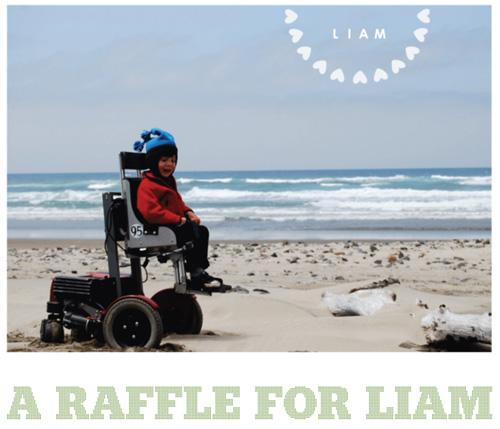 A Raffle for Liam