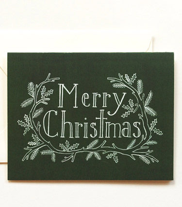 Rifle Paper Co Holiday Cards