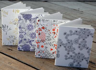 Robin Beth Letterpress Mini Journals
