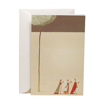 Roger La Borde Holiday Cards